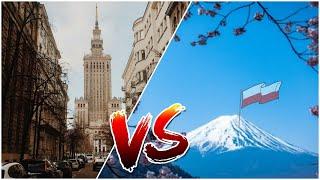 JAPONIA VS POLSKA – Jakie są różnice w życiu i biznesie?