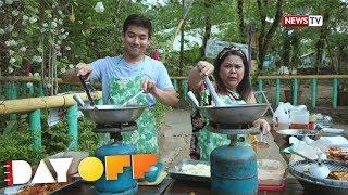 Day Off: Ken Chan at Maey Bautista, magluluto ng okoy!