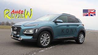 2018 Hyundai Kona 1.6 T-GDi 4x4 | AutoReview | Episode 103 [ENG]