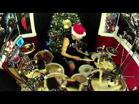 Karmin - Sleigh Ride - Drum Cover - #ARCC Day 4
