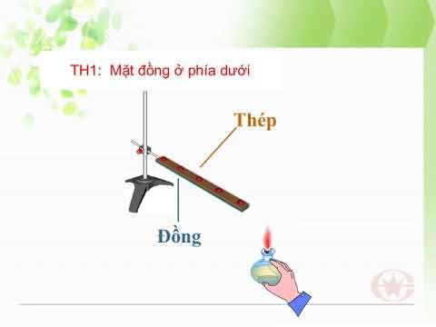 Lý 6 - tiết 22 Một số ứng dụng của sự nở vì nhiệt