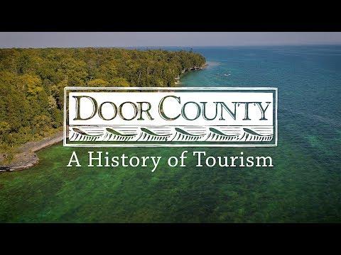 The History of Door County Tourism
