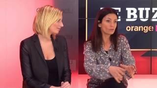 Interview: le buzz télé (Adeline Blondieau & Nadège Lacroix)