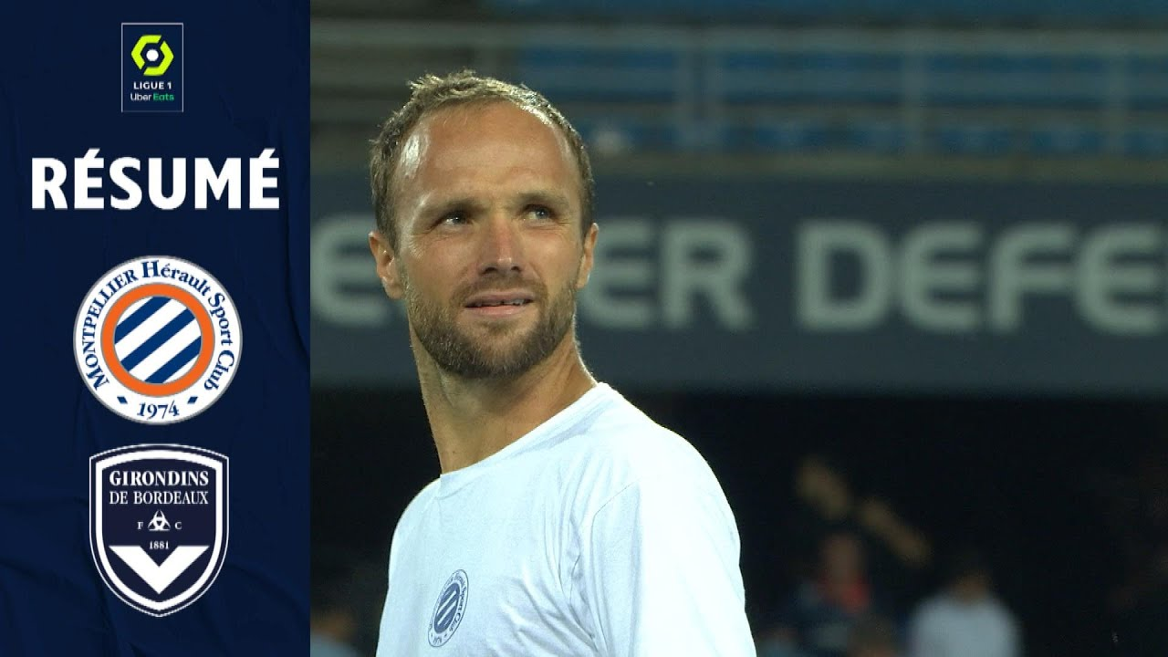 MONTPELLIER HÉRAULT SC - FC GIRONDINS DE BORDEAUX (3 - 3) - Résumé - (MHSC - GdB) / 2021-2022