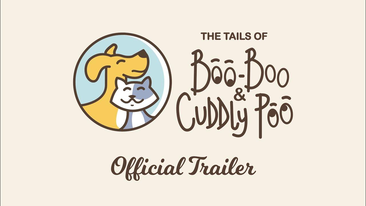 Boo Boo Cuddly Poo - The Moon Studioz