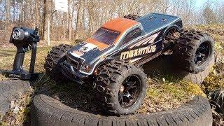 DHK Maximus - 80 kmh Brushless RC Monster Truck von Gearbest.com // Test & Testfahrt