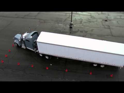 CDL parallel parking - Mooney CDL Training Online