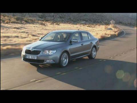 Skoda Superb Car Review Video