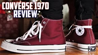 e8badc89c1f Converse Chuck Taylor 1970s REVIEW and ON-FEET