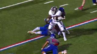 Jenks vs Bixby  8 -24- 2018