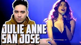 Julie Anne San Jose - Never Enough | The Greatest Showman [3 Stars 1 Heart Dagupan] REACTION!!!