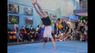 Соревнования по трикингу. Владивосток