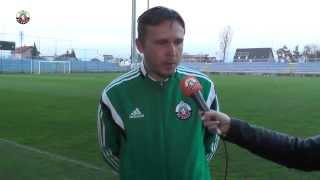 preview picture of video 'ŠK Senec 3 - 2 FK Poprad rozhovory'