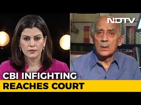 Arun Shourie: What Should We Do If Centre Upset With CBI Director For Meeting Us?
