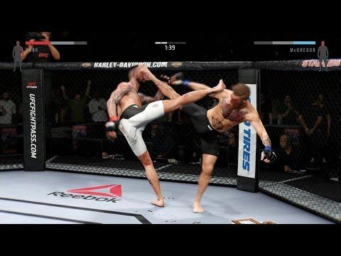 EA Sports UFC 2: Quick Look