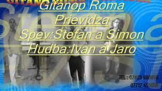 Gitano Roma Prievidza + saxafon Cardas new 2015