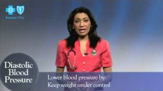 Blood Pressure - Systolic and Diastolic Blood Pressure