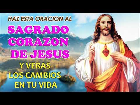 Haz esta oración al sagrado corazón de Jesus y verás los cambios en tu vida