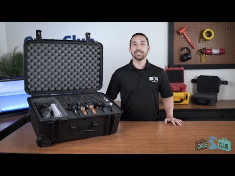 5 Revolver & Accessory Case - Featured Youtube Video