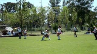 preview picture of video 'Campo de Alvarez hockey liga de mamis'
