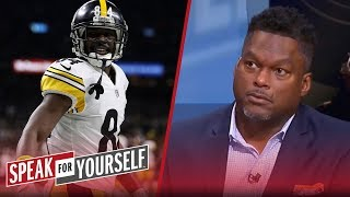 Steelers not to blame for 'enabling' Antonio Brown — LaVar Arrington | NFL | SPEAK FOR YOURSELF