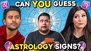 Can People Guess Each Others Zodiac Signs?