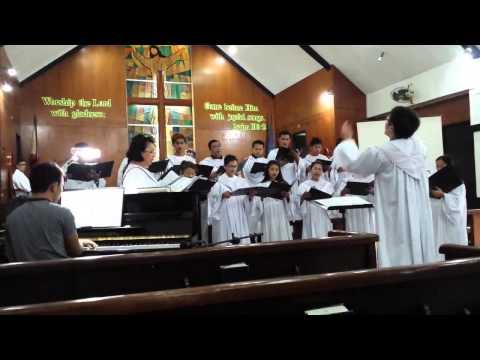 Download Walk Along Beside Me O Lord - BSMC Chancel Choir HD Mp4 3GP Video and MP3