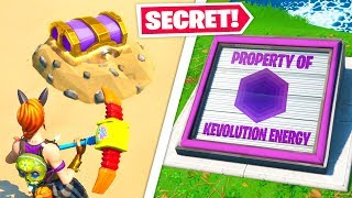 Top 10 Most SECRET Fortnite Chapter 2 Locations YOU NEVER NOTICED!