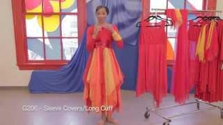 Pentecost Fire Dance And Dress Construction
