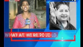 No Reason To Disbelieve Doctor On Jayalalithaas Death Venkaiah Naidu
