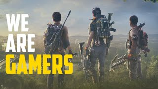 WE ARE GAMERS - branded gamer