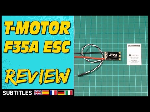 T-motor F35A - Review