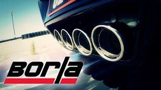 Video: Borla Sportauspuff Produktvideo für Corvette C7 ohne NPP