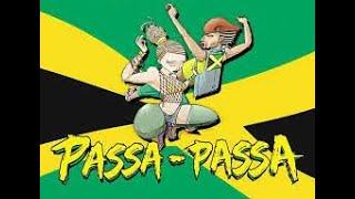 PASSA PASSA 1(BEST TWERK DANCEHALL MIX OF ALL TIME) - DJ HARVIE MR GREATNESS