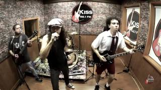 Rising Power - AC DC cover T.N.T
