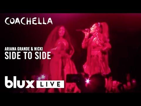 Ariana Grande & Nicki Minaj - 'Side To Side' (Live at Coachella 2019)