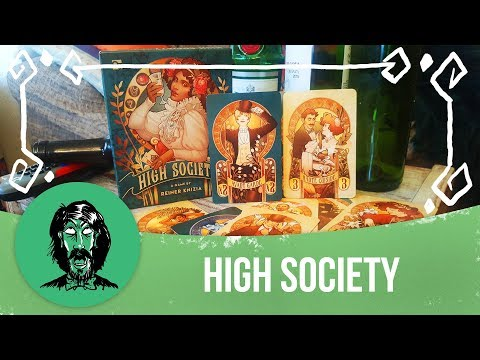Alas! Board Games - Episode III - High Society