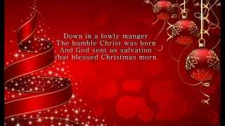 Christmas Carol- Go Tell it on The Mountain Lyrics HD