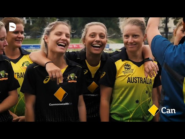 Ash Gardner on what makes the Aussie team so special | Direct Hit