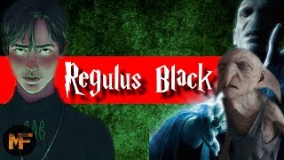 The Story Of Regulus Black Explained (+Kreacher's Tale)