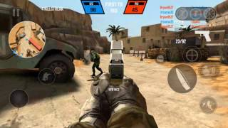 Bullet Force  NEW AK 47 GAMEPLAY