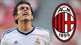 Kaka Transfer to AC Milan - The Return!