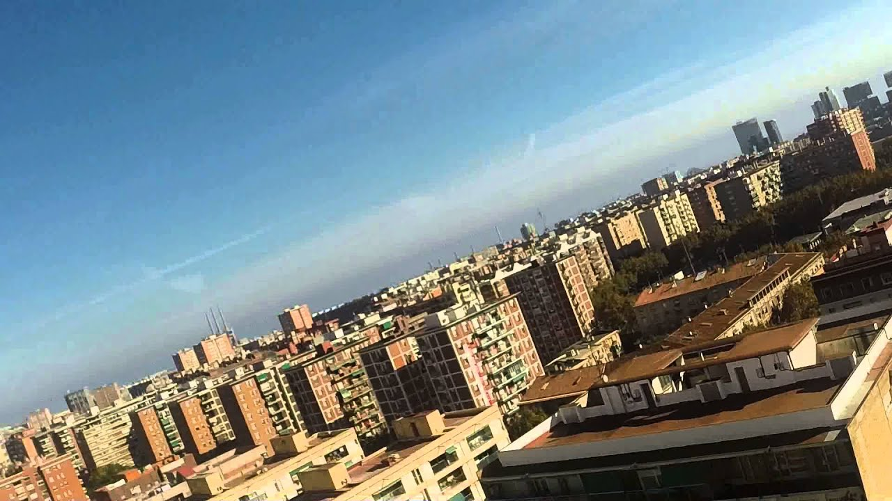 Furnished 3 bedroom apartment with great views in Sant Martí