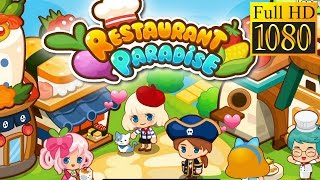 Restaurant Paradise: Sim Game Game Review 1080P Official Happy Labs Simulation 2017