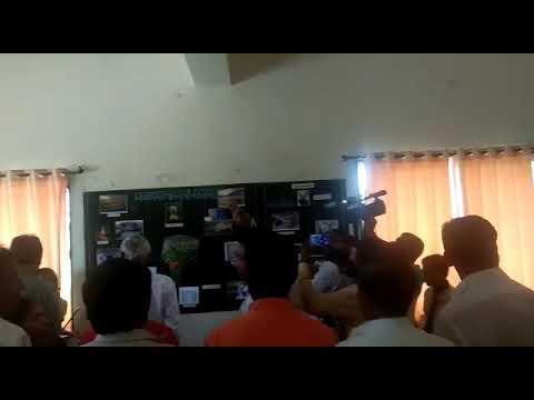 #shankaraochavan #posterpresentation Gurukul public schools ! Nanded !