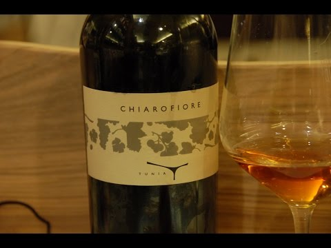Tunia Chiarofiore 2012 Igt Toscana Orange Wine