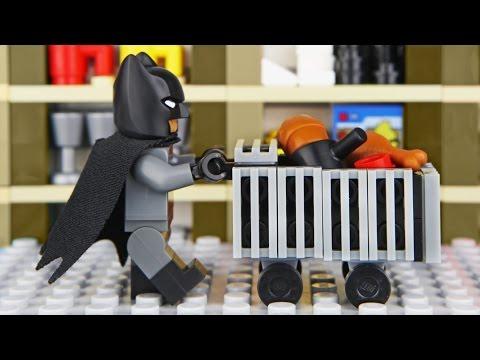Lego Batman Shopping