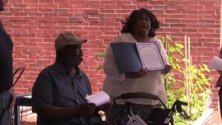 MCDA Recognized By Mayor Vigeant