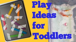 Activities for 1-2 year old | How to engage your child | How to keep your child screen-free?