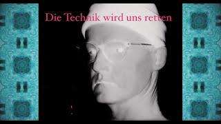 """PeterLicht – """"Die Technik wird uns retten"""""""